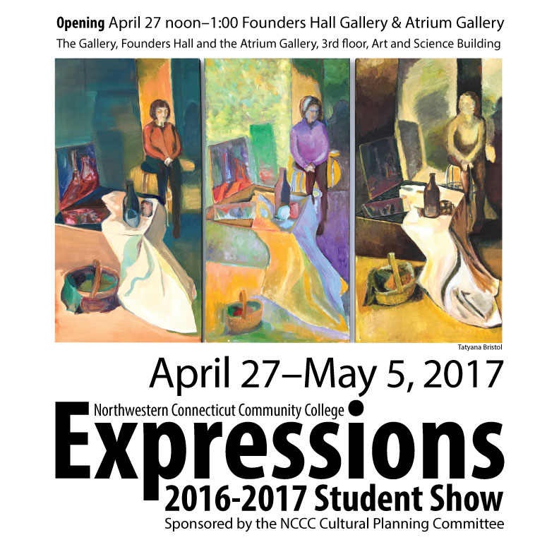 expressions flyer